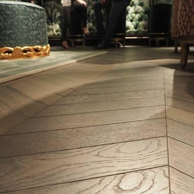 Podłoga drewniana  Ervel
