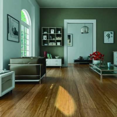 Lite drewno  Bambus Prasowany Click Karbon Olejowany UV Szczotkowany