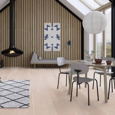 Podłoga drewniana Dąb Pearl