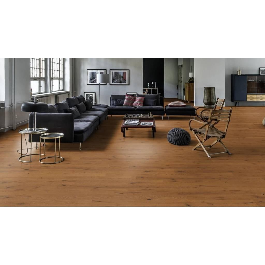 Podłoga drewniana Dąb Tuft